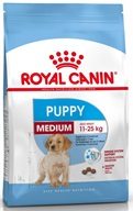 Royal Canin - Canine Medium Junior 4 kg