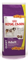 Royal Canin - Canine Giant Adult 15 kg + 3 kg zdarma EXP. 7.4.16