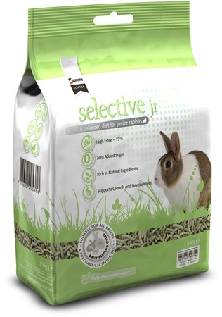 Supreme Science®Selective Rabbit - králík Junior 350 g - Krmivo