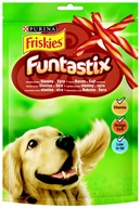 Friskies snack dog - Funtastix 175 g - Žvýkačky
