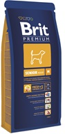 Brit Premium Dog Senior M 15 kg