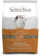 Supreme Science®Selective Rat - potkan 1,5 kg