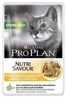 PRO PLAN Cat kaps. Sterilised Chicken 85 g