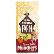 Supreme Tiny FARM Snack Russel Munchers - králík 120 g