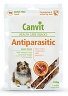 Canvit snack dog Anti-Parasitic 200 g - Zažívání