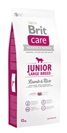Brit Care Dog Junior Large Breed Lamb & Rice NOVÝ 12 kg - Granule pro psy Brit, Brit Care a Brit Premium