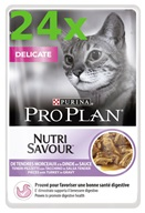 PRO PLAN Cat kaps. Delicate Turkey 24 x 85 g