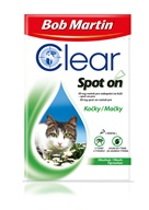 Bob Martin Clear spot on CAT 50mg a.u.v. sol 1x 0,50ml (pipeta)