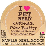 Pet Head krém na tlapky dog Oatmeal Paw Butter 1 ks