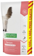 Nature's Protection Persian 400 g + 400 g - Granule pro kočky Nature's Protection