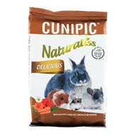 Cunipic Naturaliss snack Delicious pro drobné savce 60 g - Potkan