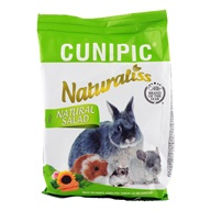 Cunipic Naturaliss snack Natural Salad pro drobné savce 60 g
