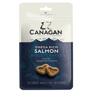 Canagan Dog Biscuit Bakes Salmon 150 g - Sušenky