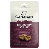 Canagan Dog Biscuit Bakes Country Game 150 g - Sušenky