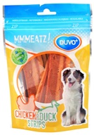 Duvo+ dog Mmmeatz! duck strips 100g