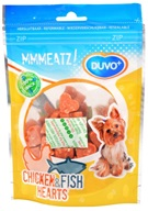 Duvo+ dog Mmmeatz! chicken & fish 100g