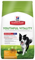 Hill's Canine 7+ Youthful Vitality Medium 2,5 kg