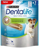 Purina Dentalife Small 7 tyčinek 115 g