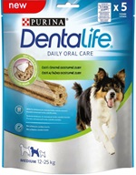 Purina DentaLife Medium 115 g  15 - 25 kg  5tyčinek