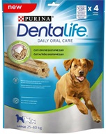 Purina Dentalife Large 4 tyčinky 142 g