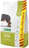Nature's Protection Dog Dry Adult Mini 7,5 + 2 kg