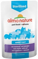 Almo Nature Daily Menu Functional Sterilised treska 70 g