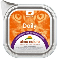 Almo Nature Daily Menu králík 100 g