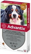 Advantix spot-on pro psy 40-60 kg 1x 6 ml