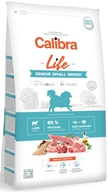 Calibra Dog Life Senior Small Breed Lamb 1,5 kg - Granule pro seniory