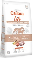 Calibra Dog Life Senior Medium & Large Chicken 2,5 kg - Granule pro seniory
