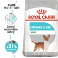 Royal Canin - Canine Mini Urinary Care 1 kg - Granule pro psy