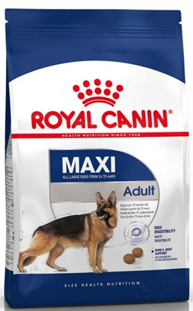 Royal Canin - Canine Maxi Adult 15 kg - Granule pro psy