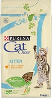 Purina Cat Chow Kitten - kuře 1,5 kg
