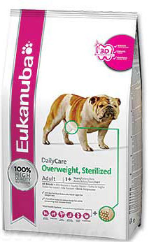 Eukanuba DC Dog Excess Weight Dry 2,5 kg - Granule pro psy