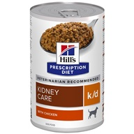 Hill's Prescription Diet k/d Canine kuře 370 g