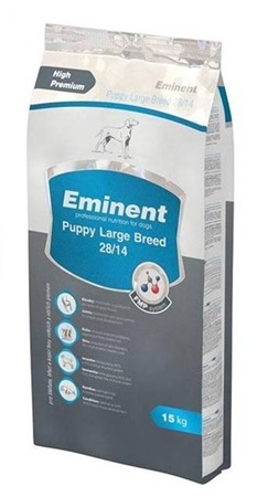 Eminent Puppy Large Breed 15 kg - Granule pro psy