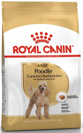 Royal Canin BREED Pudl 7,5 kg - Granule pro psy