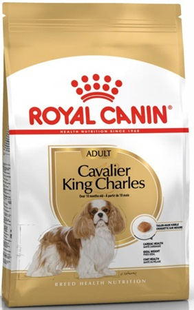 Royal Canin BREED Kavalír King Charles 1,5 kg - Granule pro psy