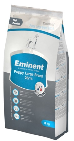 Eminent Puppy Large Breed 3 kg - Granule pro psy