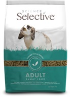 Supreme Science®Selective Rabbit - králík adult 1,5 kg