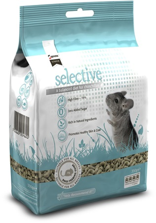 Supreme Science®Selective Chinchilla - činčila 350 g - Krmivo