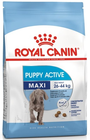 Royal Canin - Canine Maxi Puppy Active 15 kg - Granule pro psy