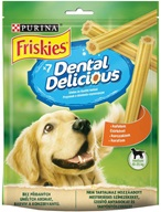 Friskies Dental Delicious snack Medium&Large 200 g