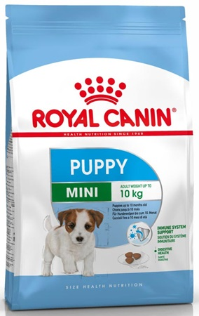 Royal Canin - Canine Mini Junior 2 kg - Granule pro psy