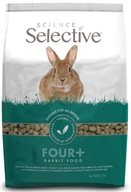 Supreme Science®Selective Rabbit - králík senior 1,5 kg