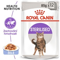 Royal Canin - Feline kaps. Sterilized v želé 85 g
