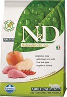 N&D Grain Free Adult Boar & Apple 0,3 kg
