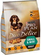 PRO PLAN Adult Duo Délice Small Chicken 2,5 kg