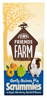 Supreme Tiny FARM Snack Gerty Scrummies - morče 120 g