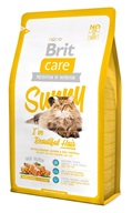 Brit Care Cat Sunny I´ve Beautiful Hair 2 kg - Všechny značky